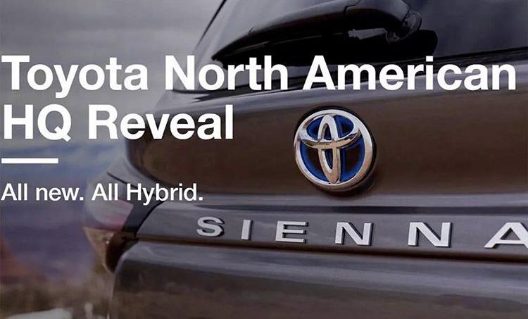 2020 - [Toyota] Sienna  58916a10