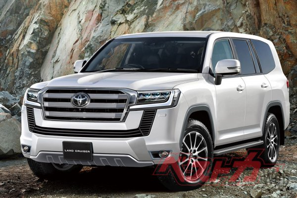 2020 - [Toyota] Land Cruiser VIII 5899fb10