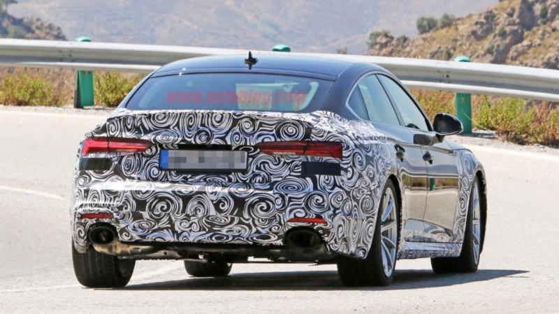 2020 - [Audi] A5 Coupé/Cab/SB restylée 589b1310