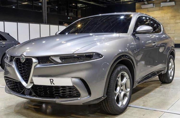 2021 - [Alfa Romeo] Tonale 589c9f10
