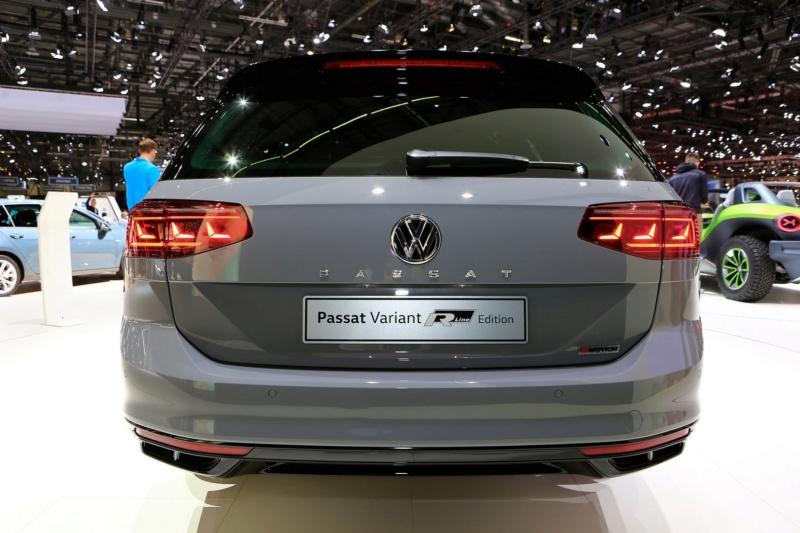 2019 - [Volkswagen] Passat restylée - Page 5 589fa110