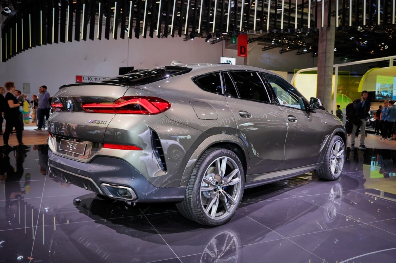 2019 - [BMW] X6 III (G06) - Page 9 58aacc10