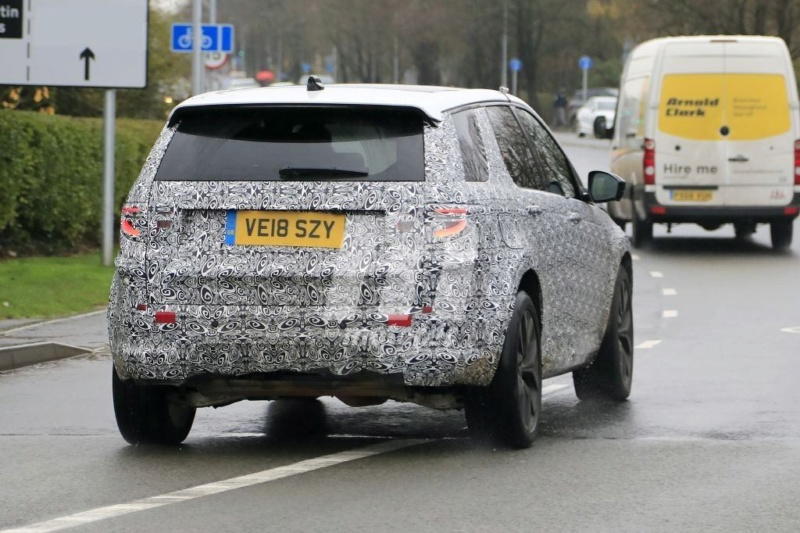 2014 - [Land Rover] Discovery Sport [L550] - Page 12 58aeba10