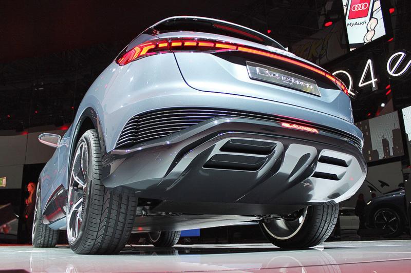 2019 - [Audi] Q4 e-Tron Concept - Page 2 58c7f510