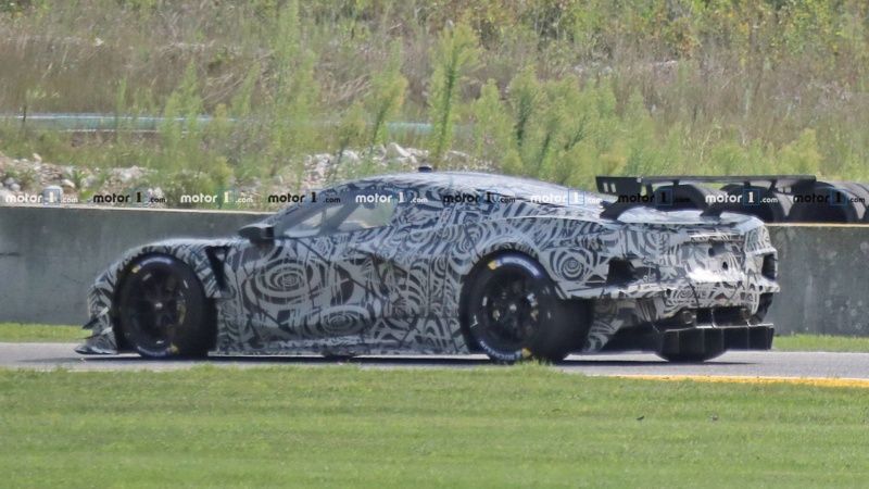 2019 - [Chevrolet] Corvette C8 Stingray - Page 2 58fc9b10
