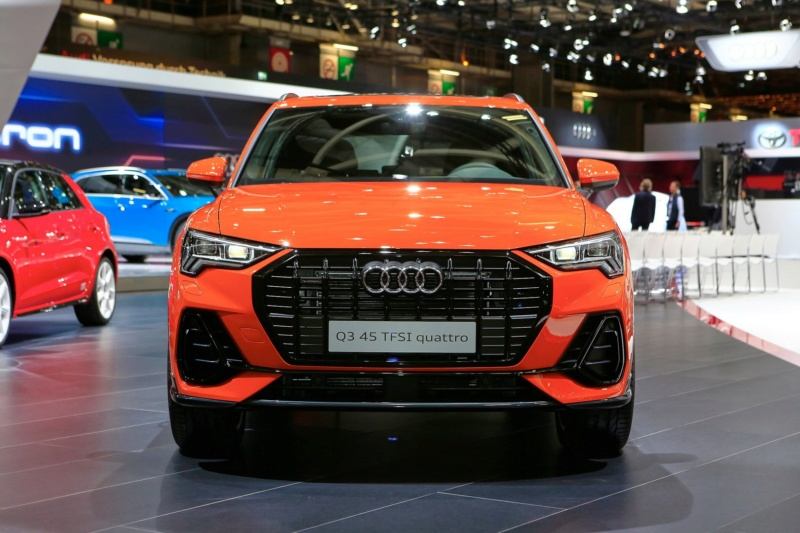 2018 - [Audi] Q3 II - Page 8 59225410