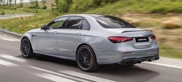 2020 - [Mercedes-Benz] Classe E restylée  - Page 8 59285a10