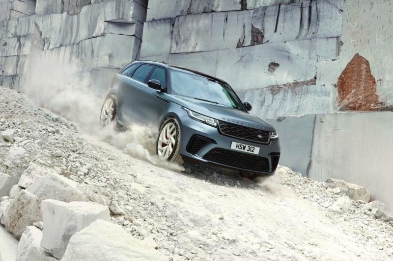 2017 - [Land Rover] Range Rover VELAR (L560) - Page 8 5951e110