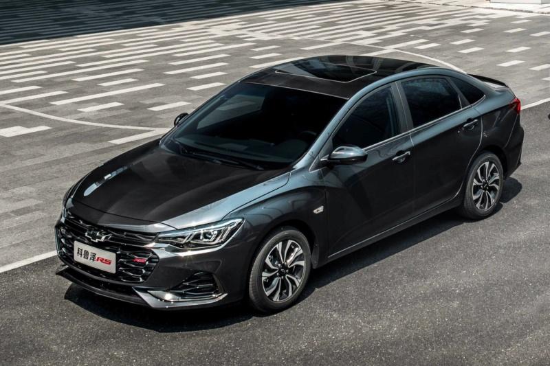 2019 - [Chevrolet] Monza (Chine) 5963f810