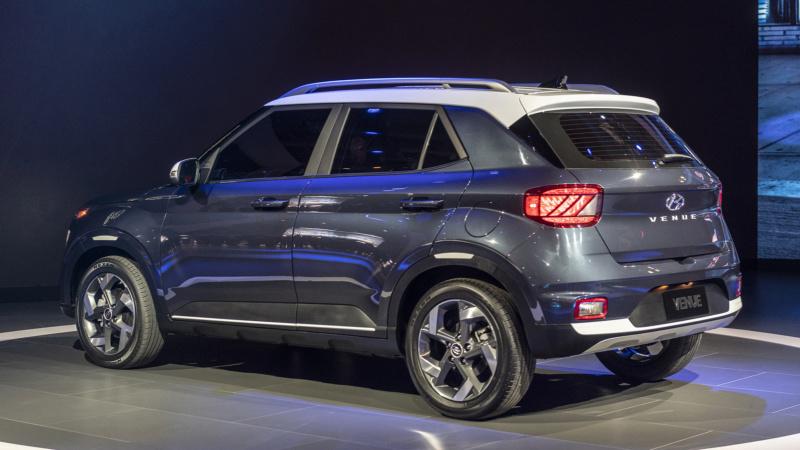 2020 - [Hyundai] Venue SUV compact  - Page 2 5967c410
