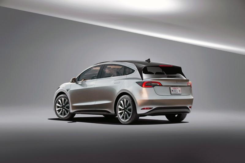 2022 - [Tesla] Citadine 59706910