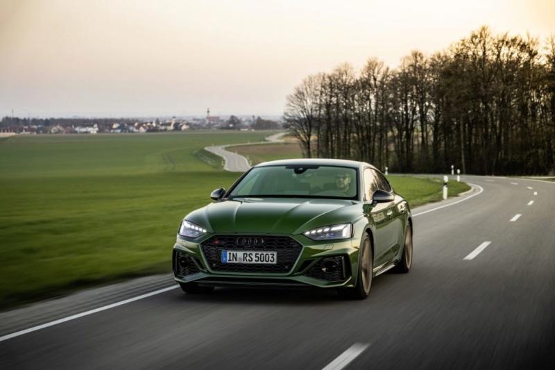 2020 - [Audi] A5 Coupé/Cab/SB restylée 598b5e10