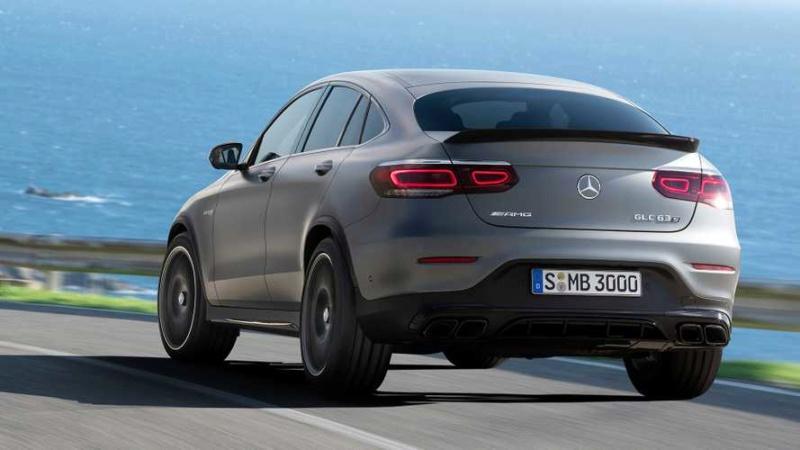 2018 - [Mercedes-Benz] GLC/GLC Coupé restylés - Page 4 5996bc10