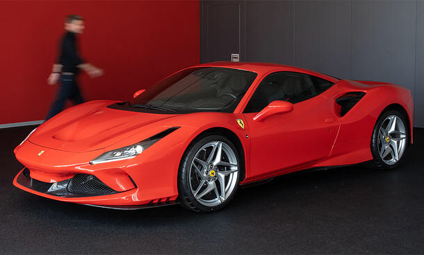 2019 - [Ferrari] F8 Tributo 599e5f10
