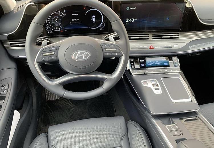 2017 - [Hyundai] Azera / Grandeur - Page 3 59a77910