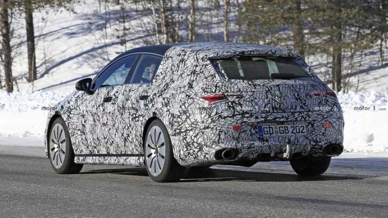 2019 - [Mercedes-Benz] CLA Shooting Brake II 59b11510