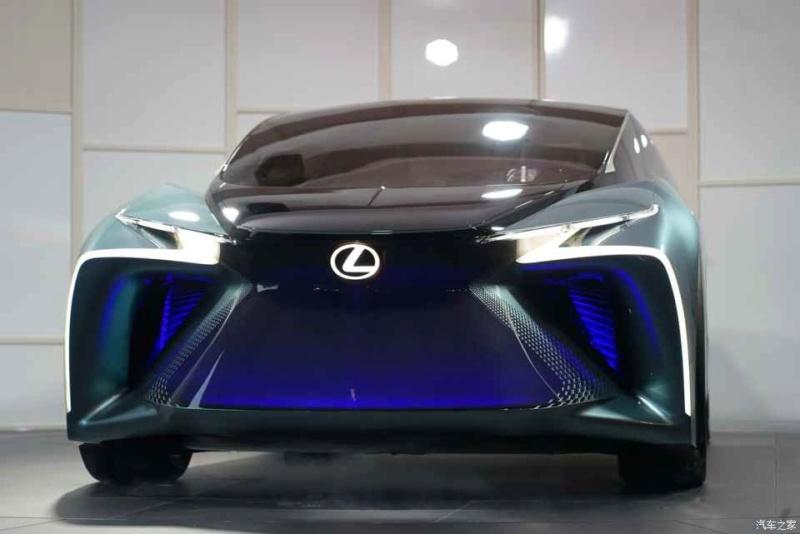 2019 - [Lexus] LF-30 Electrified Concept 59d03610