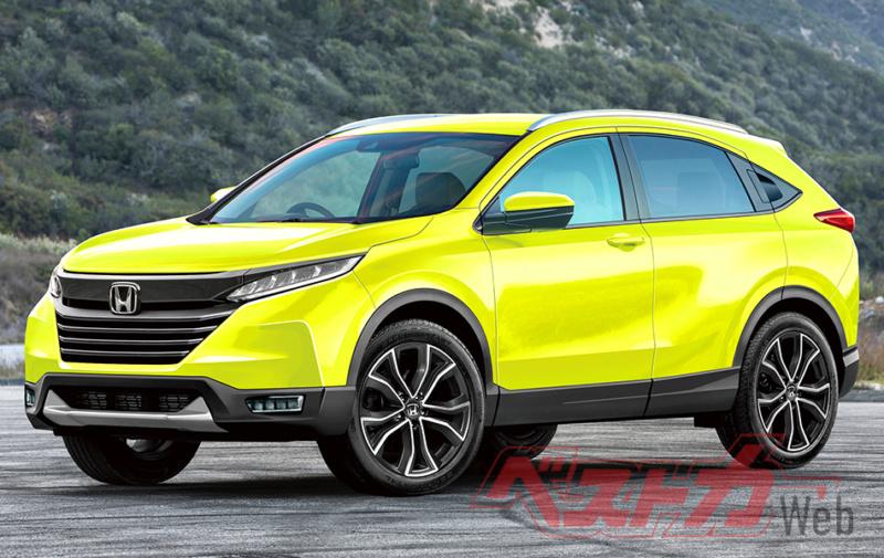 2021 - Honda HR-V/Vezel