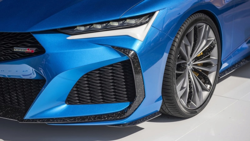 2019 - [Acura] Type S Concept 5a29f410