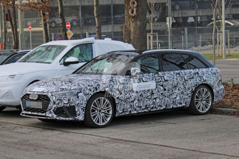 2018 - [Audi] A4 restylée  - Page 4 5a2c2110