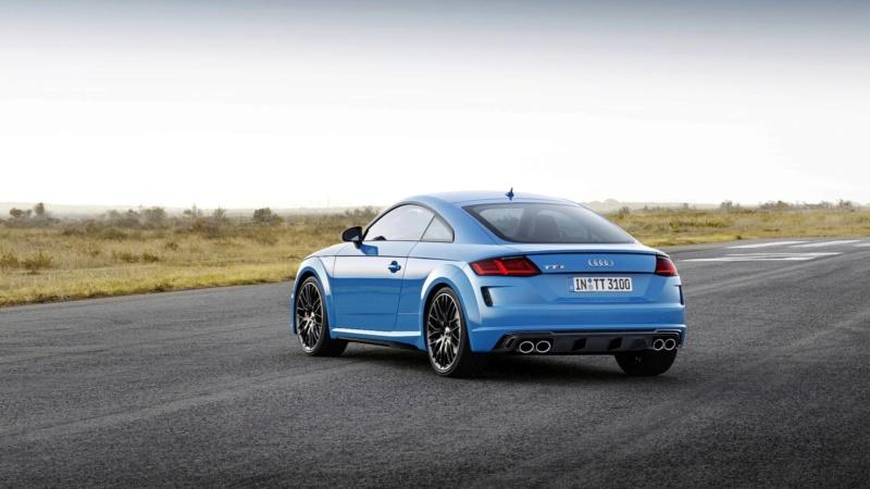 2018 - [Audi] TT III Restylé - Page 2 5a468b10