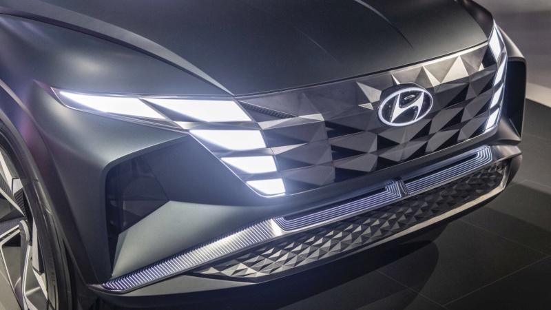 2019 - [Hyundai] Tucson Concept  5a50e110