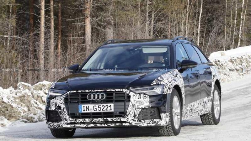 2017 - [Audi] A6 Berline & Avant [C8] - Page 11 5a70f910