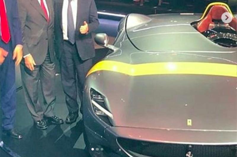 [Ferrari] Modèles uniques / One Off - MàJ : F12 TRS - Page 6 5a77c010