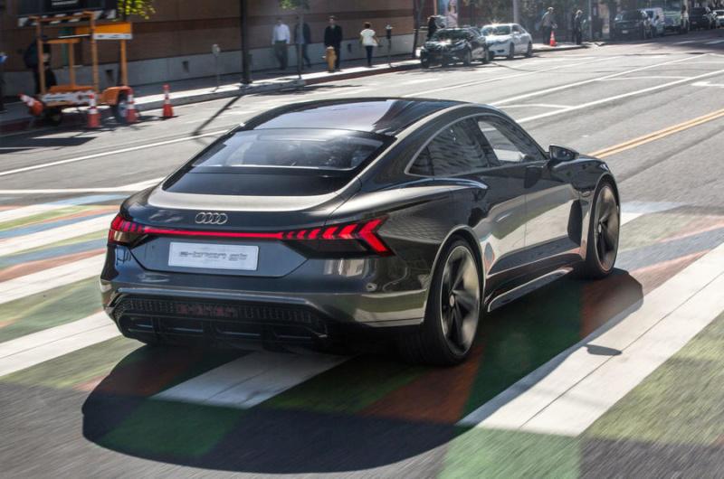 2018 - [Audi] E-Tron GT - Page 3 5a878110
