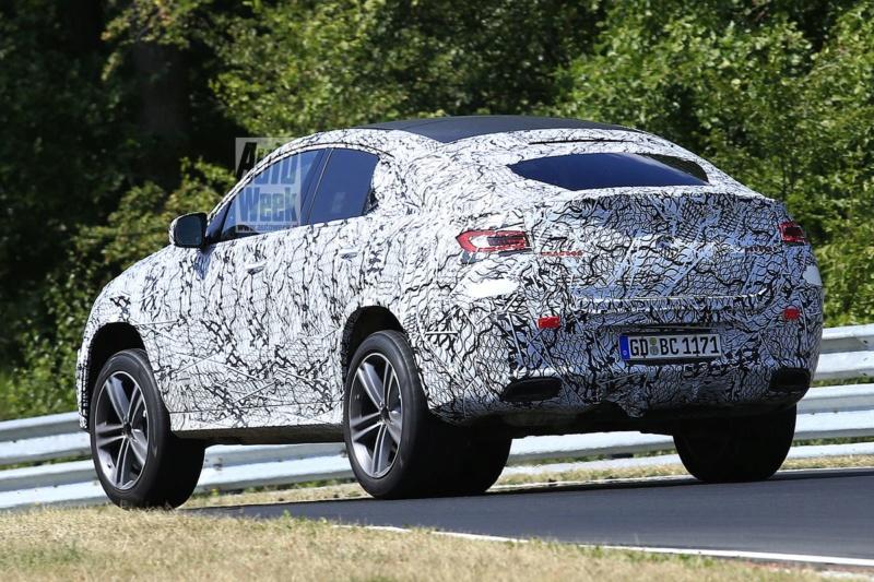 2019 - [Mercedes-Benz] GLE Coupé  5ab70b10