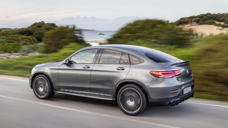 2018 - [Mercedes-Benz] GLC/GLC Coupé restylés - Page 4 5aea5d10