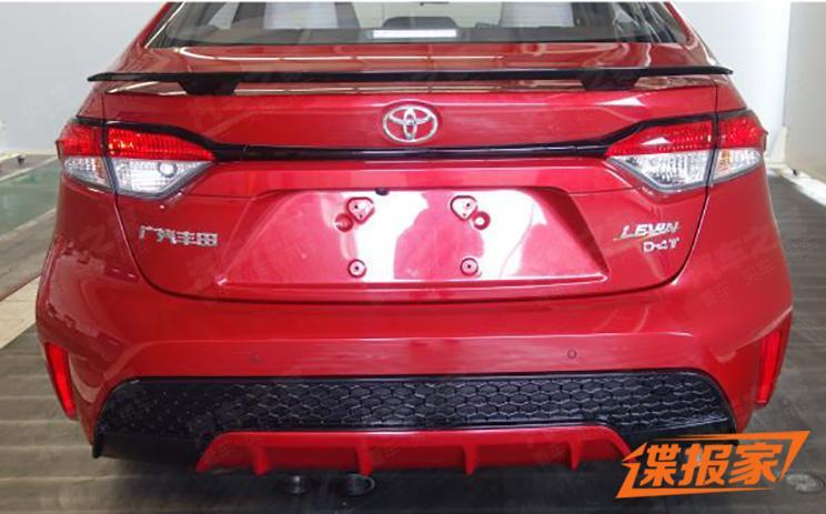 2018 - [Toyota] Corolla Sedan - Page 2 5af74d10