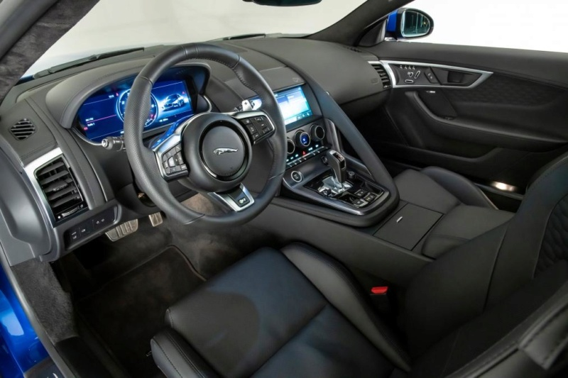 2021 - [Jaguar] F-Type restylée - Page 3 5b0e2310