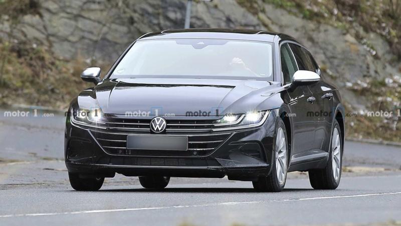2019 - [Volkswagen] Arteon Shooting Brake - Page 3 5b408e10