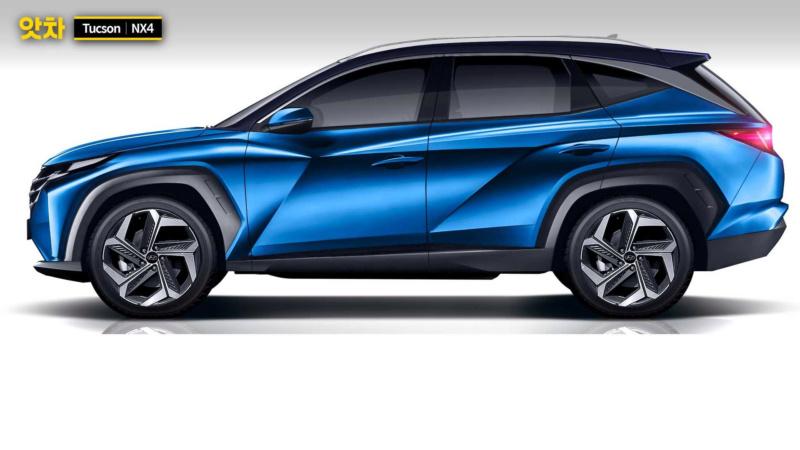 2020 - [Hyundai] Tucson  - Page 2 5b4a8210