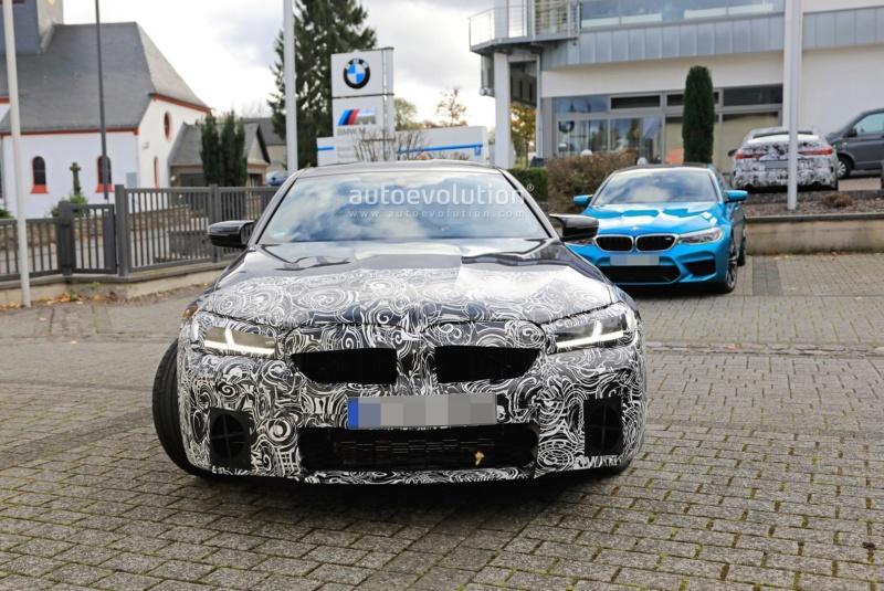 2020 - [BMW] Série 5 restylée [G30] - Page 3 5b4b4a10