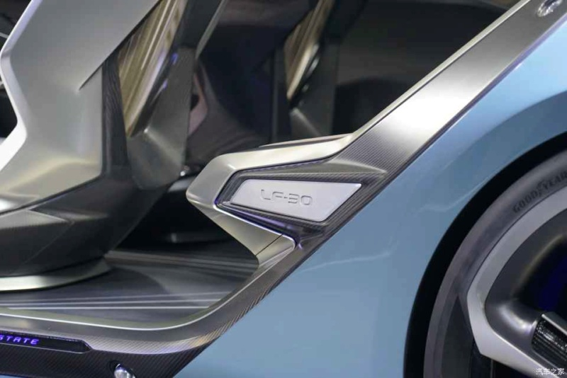 2019 - [Lexus] LF-30 Electrified Concept 5b610310