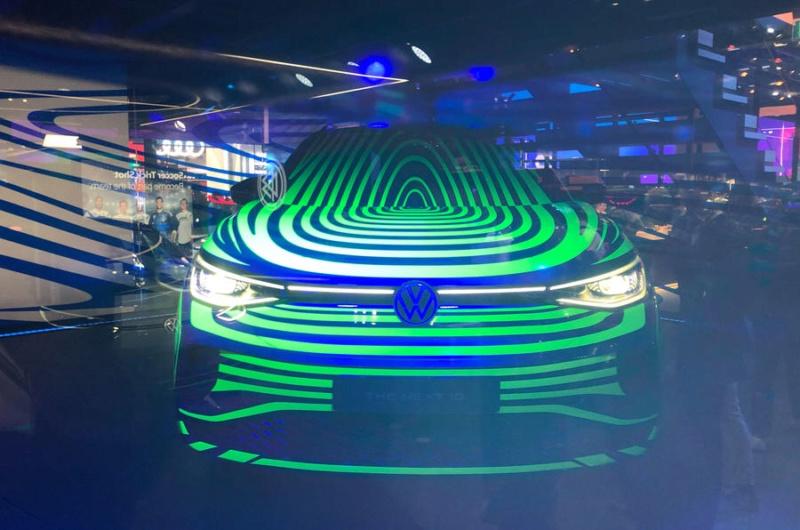 2021 - [Volkswagen] ID Crozz 5b615410