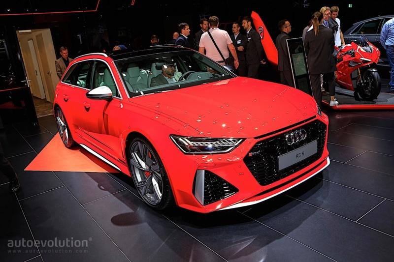 2017 - [Audi] A6 Berline & Avant [C8] - Page 14 5b7e4710
