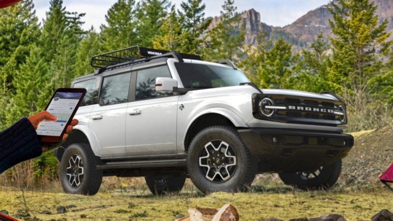 Ford Bronco / Sport (2020) 43