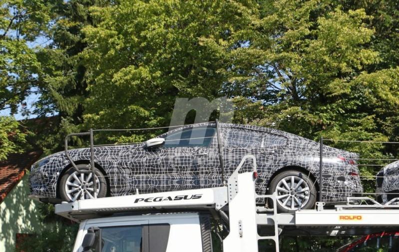 2019 - [BMW] Série 8 Gran Coupé [G16] 5b945410