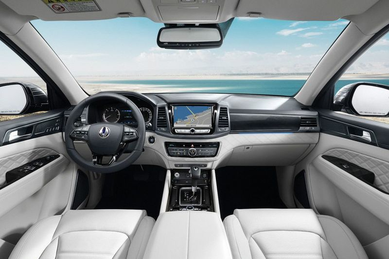 2017 - [SsangYong] G4 Rexton - Page 3 5b96c310