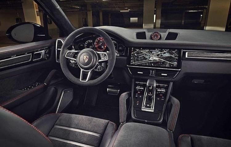 2019 [Porsche] Cayenne coupé - Page 6 5b9f4410