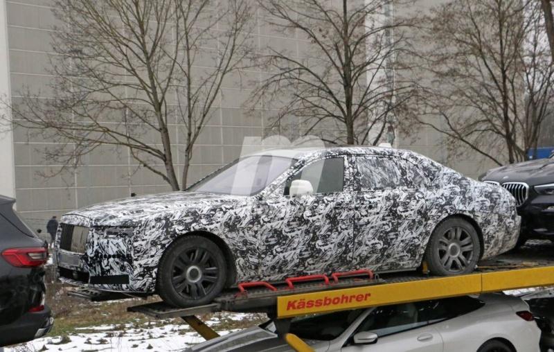 2020 - [Rolls-Royce] Ghost II 5ba01d10
