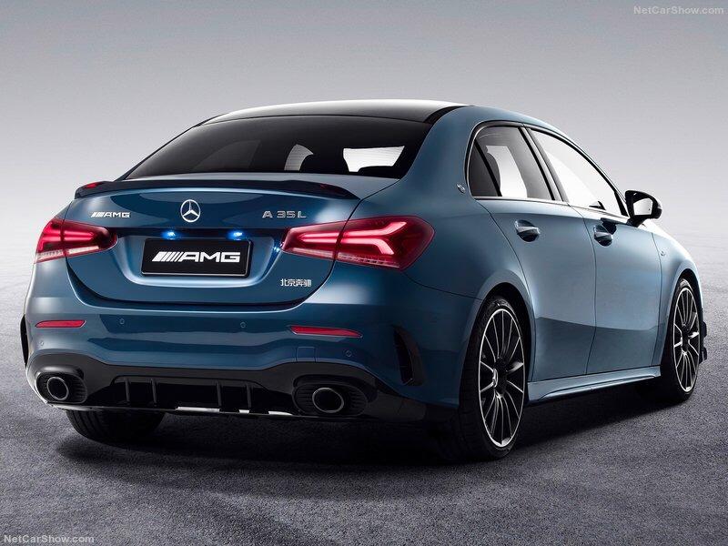2018 - [Mercedes-Benz] Classe A Sedan - Page 6 5bd46610