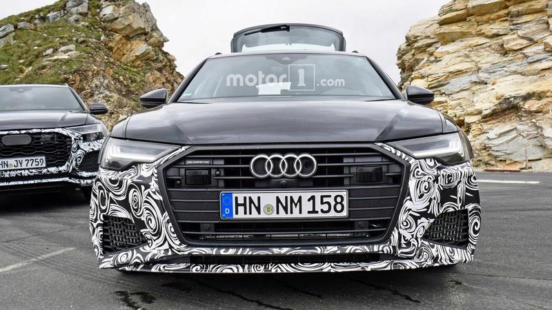 2017 - [Audi] A6 Berline & Avant [C8] - Page 10 5c3d6c10