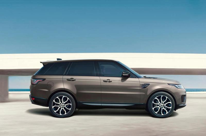 2017 - [Land Rover] Range Rover/ Sport/ SVR restylés - Page 4 5c623810