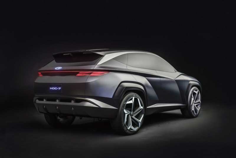 2019 - [Hyundai] Tucson Concept  5cc1ae10