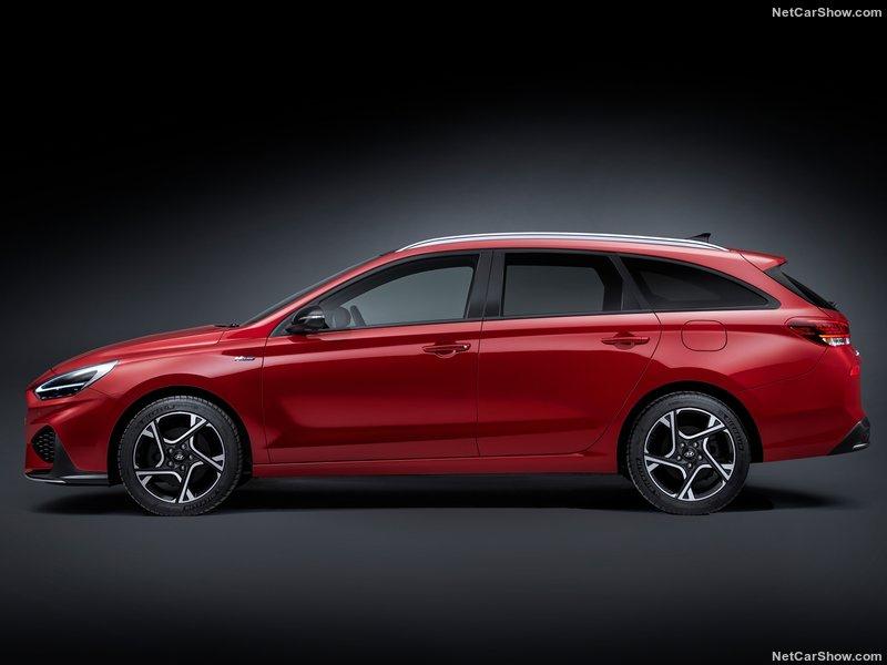 2020 - [Hyundai] I30 III 5p/SW/Fastback Facelift 5ccb7410