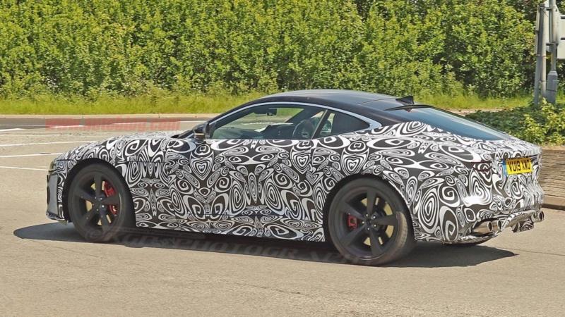 2021 - [Jaguar] F-Type II 5cf62710